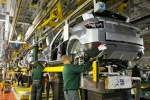 JLR's Halewood plant is running 24 hours a day to meet demand for the new Range Rover Evoque