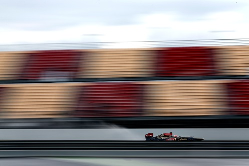 Circuit de Catalunya, Barcelona, Spain Thursday 28th February 2013
