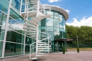 Lotus Headquarters Hethel, UK.