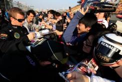 Shanghai International Circuit, Shanghai, China Thursday 11th April 2013