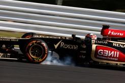 Kimi Raikkonen, Lotus E21 Renault.