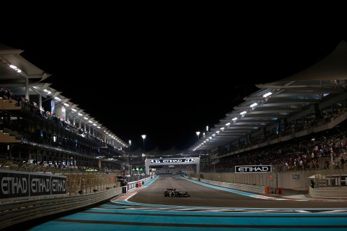 2013 Abu Dhabi Grand Prix - Sunday