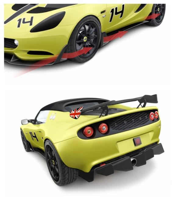 Lotus Motorsport Announces New Elise Cup R | proActive Magazine