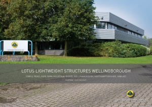 Lotus Lightweight Structures Wellingborough