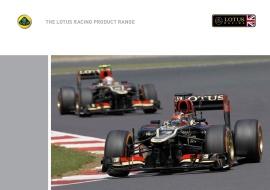 Lotus Racing Brochure