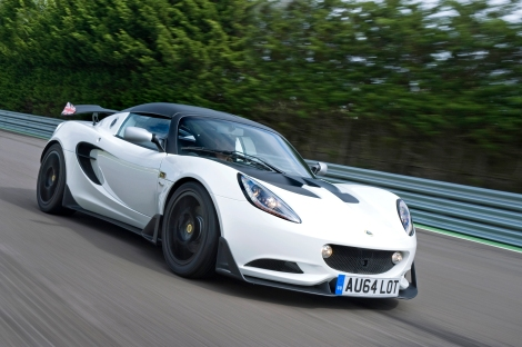 New Lotus Elise S Cup – Roadgoing Variant of Elise S Cup R